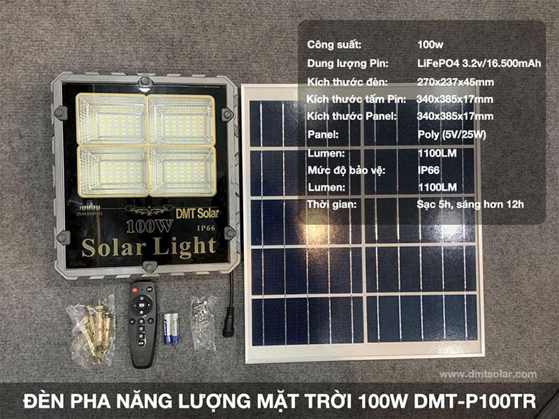 đèn pha năng lượng mặt trời chất lượng