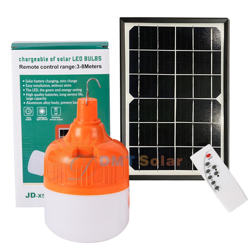Đèn Bulb năng lượng mặt trời giá rẻ 50W DMT-BT50A