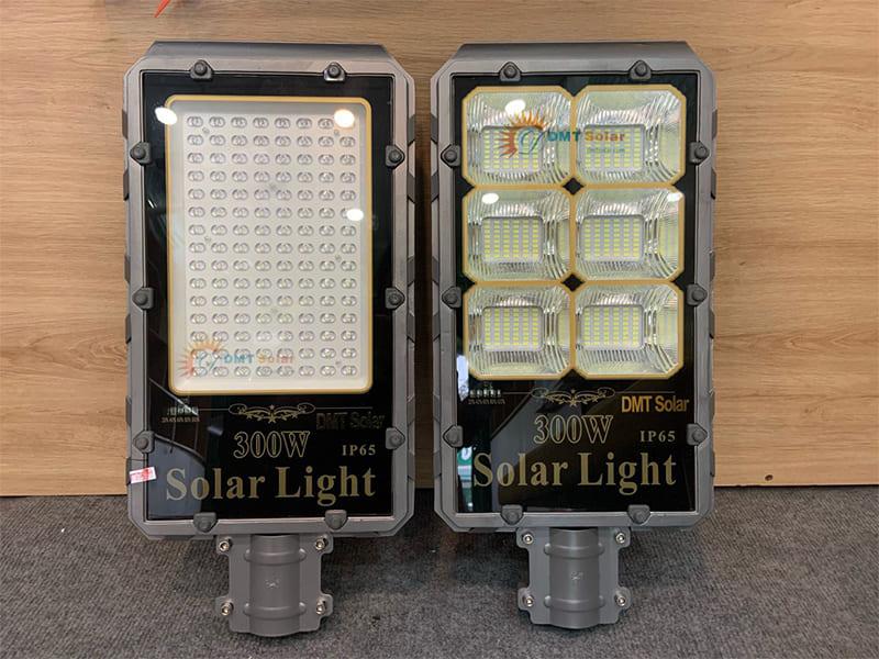 Đèn đường năng lượng mặt trời 300w cao cấp