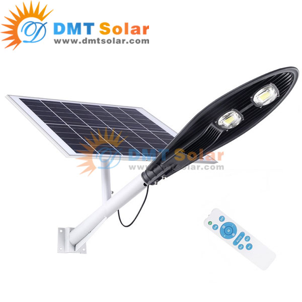Đèn lá năng lượng mặt trời 100W giá rẻ DMT-D100LC1