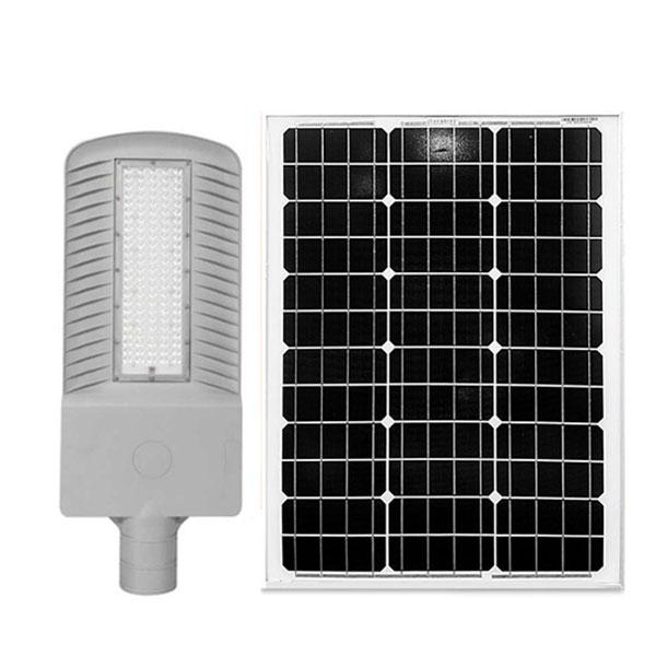 Đèn đường năng lượng mặt trời cao cấp cho dự án 200W DMT-D200CTA (Mono - Led Puri - MPPT)