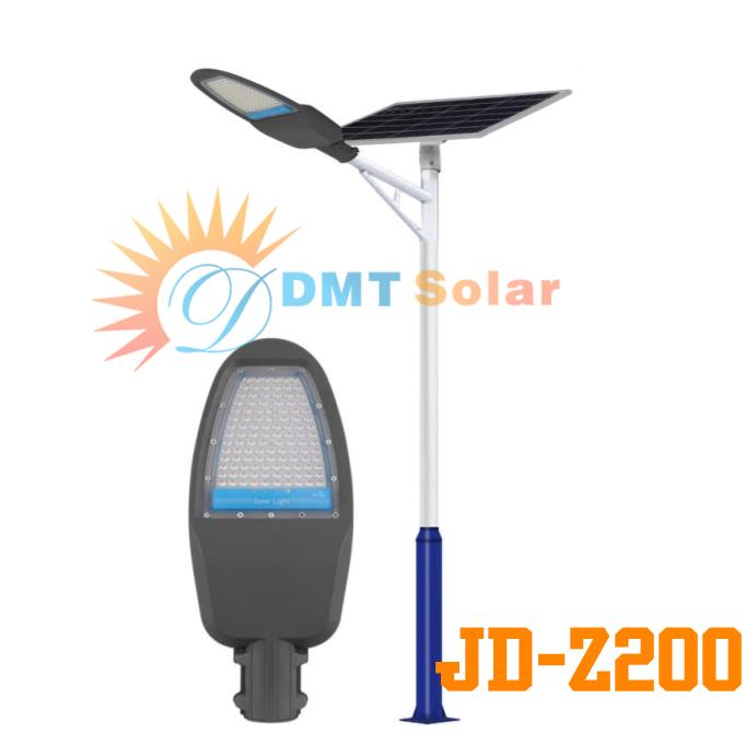 Đèn đường năng lượng mặt trời Jindian 200W JD-Z200