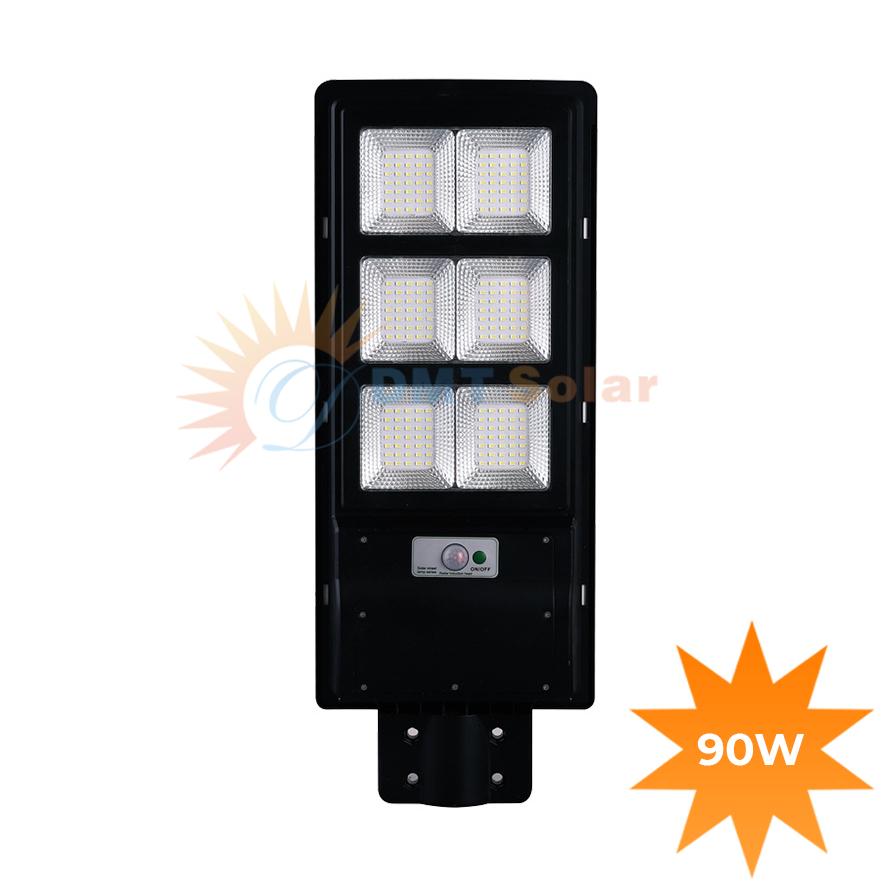 Đèn đường năng lượng mặt trời liền thể giá rẻ 90W DMT-D90PX