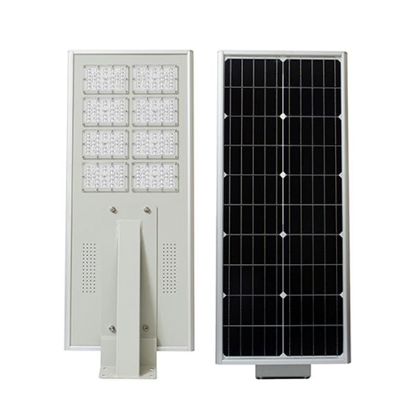 Đèn đường năng lượng mặt trời liền thể 50W DMT-VK300E [Mono - MPPT]