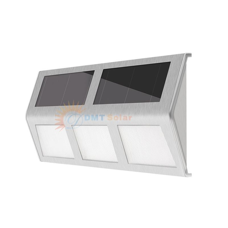 Đèn LED gắng tường năng lượng mặt trời DMT-TT01T