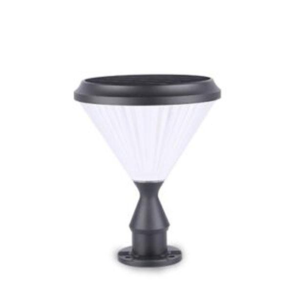 Đèn trụ năng lượng mặt trời sân vườn DMT-TS07N