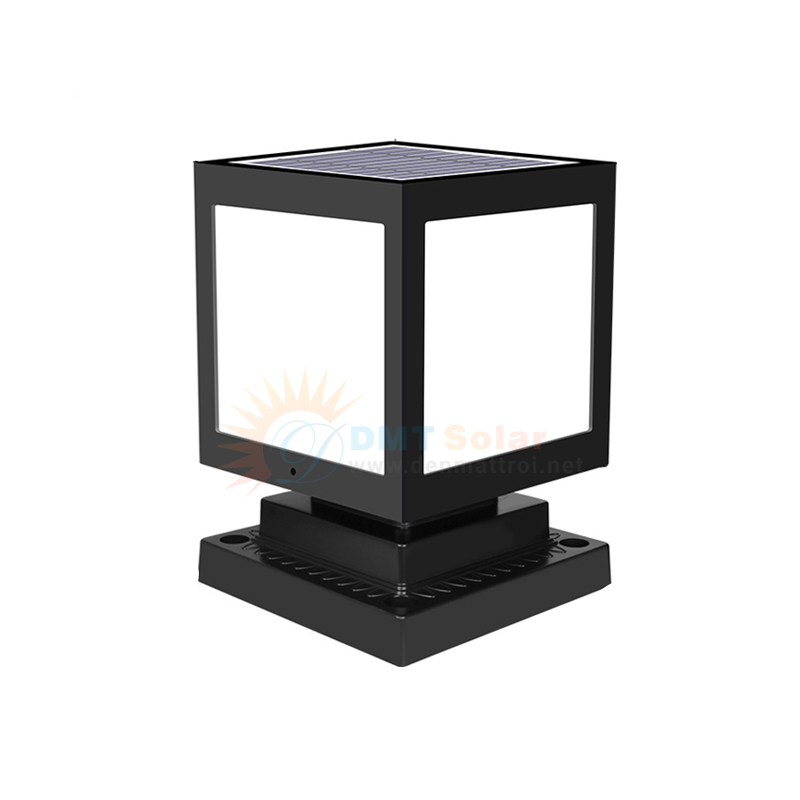 đèn cổng vuông năng lượng mặt trời DMT-TC02