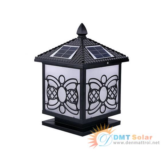 Đèn trụ cổng năng lượng mặt trời DMT-TC09