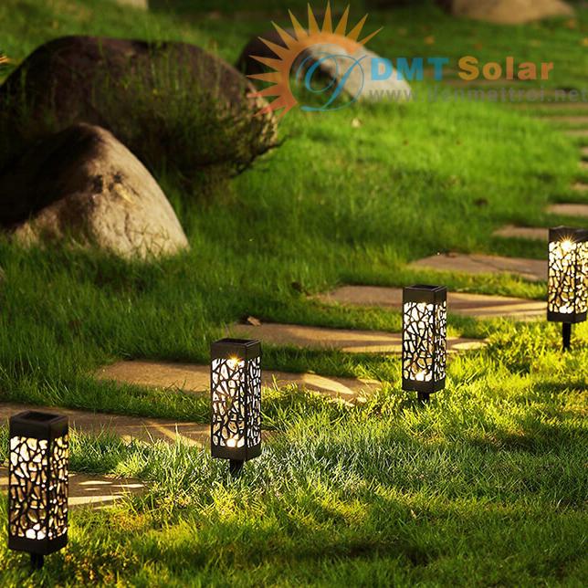 đèn cắm đất năng lượng mặt trời