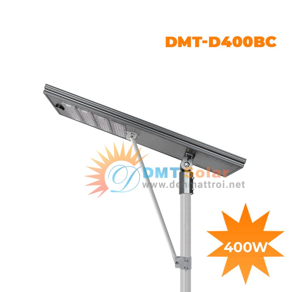 Đèn đường năng lượng mặt trời siêu sáng 400W DMT-D400BC (Mono)