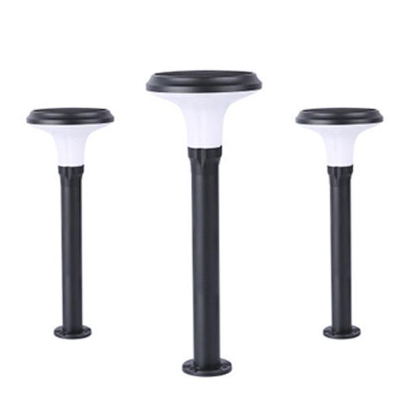 Đèn trụ sân vườn năng lượng mặt trời DMT-TS01