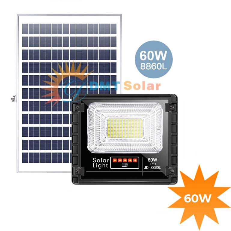 Đèn năng lượng mặt trời siêu sáng 60w JD-8860L