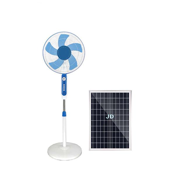 Quạt năng lượng mặt trời JD-S888 chính hãng Jindian