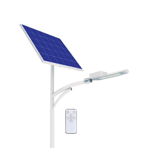 Đèn đường năng lượng mặt trời Rạng Đông CSD01.SL.RF V2 30W