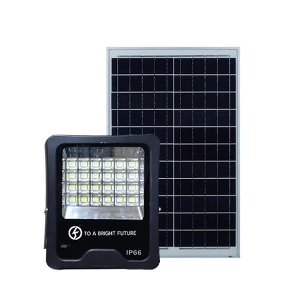 Đèn led pha năng lượng mặt trời siêu sáng 300w VK900B